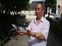 贾成朴先生和他的千公里冠军