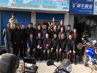 洪湖市信鸽协会2013年年会