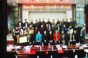 2016年湖南信鸽协会工作总结