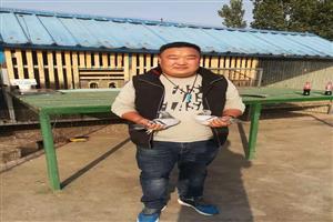 60元大奖环冠军、亚军-李磊