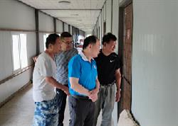 江�K省信���f��在南京�M行工作�{研和公棚巡查